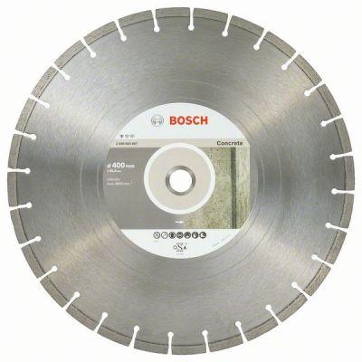 Диск Bosch алмазный 400_25.4 Stf Concrete 2608603807