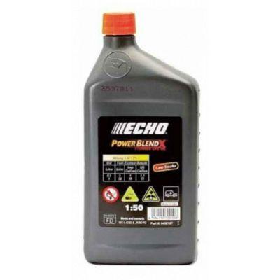 ECHO Масло 2-х тактное 1.0л полусинтетика JASO FD 6454107