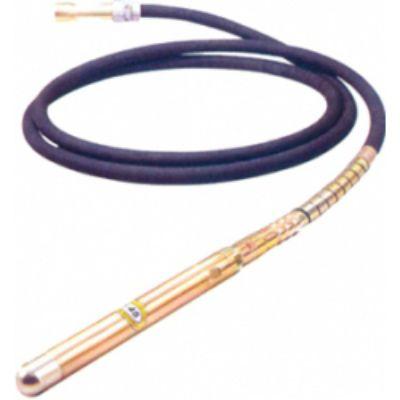 CHAMPION Вал гибкий, с вибронаконечником 4м D=32мм для ECV550 C1702
