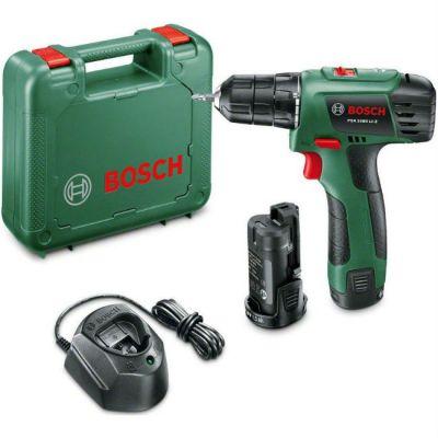 Дрель Bosch аккумуляторная PSR 1080 LI 2 06039A2101