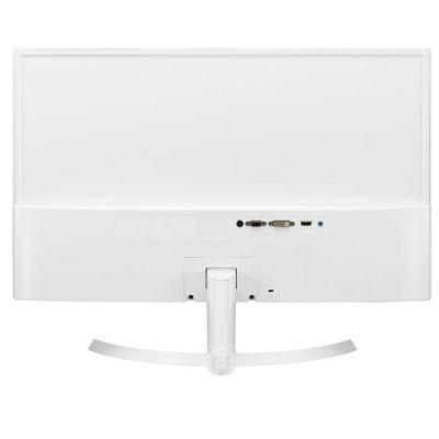 Монитор LG 24MP58VQ-W White