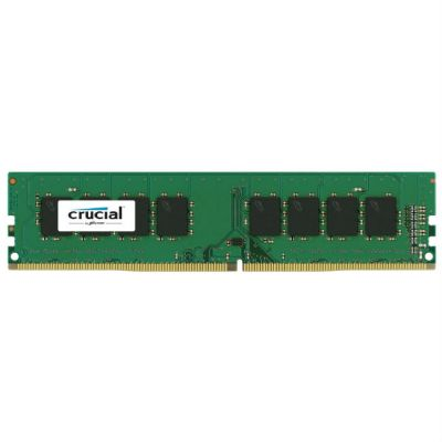 Оперативная память Crucial Dual Rank DDR4 8Gb (pc-19200) 2400MHz CT8G4DFD824A