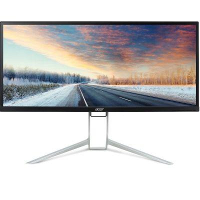 Монитор Acer BX340CKBMIJPHZX черный UM.CB0EE.002