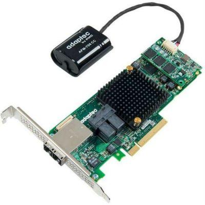 Контроллер Adaptec серверный RAID 8885Q SGL (2277100-R)