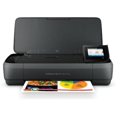 ��� HP OfficeJet 252 Mobile AiO prntr N4L16C