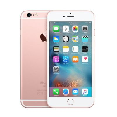 Смартфон Apple iPhone 6s Plus 32Gb Rose Gold MN2Y2RU/A