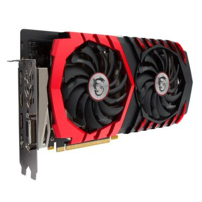 Видеокарта MSI GTX1060 6GB GDDR5 GTX 1060 GAMING X 6G