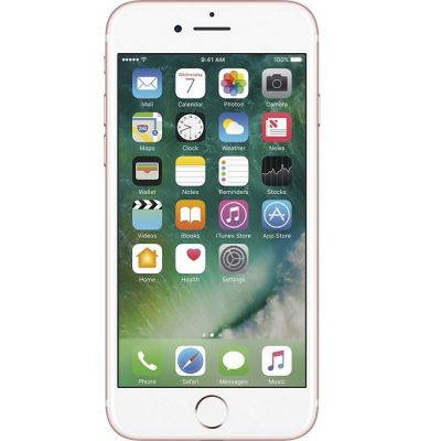 Смартфон Apple iPhone 7 256GB Rose Gold MN9A2RU/A