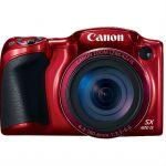 Компактный фотоаппарат Canon PowerShot SX420 IS (красный) 1069C002