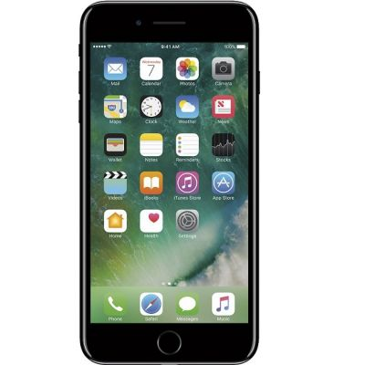 Смартфон Apple iPhone 7 Plus 128GB Jet Black MN4V2RU/A
