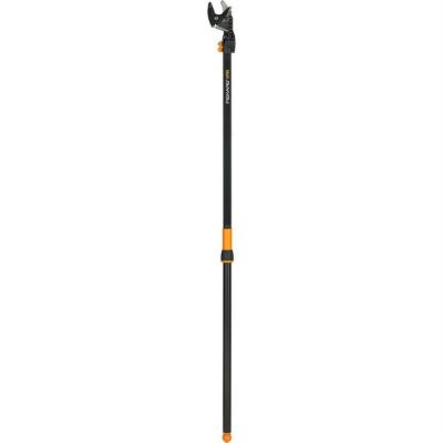 Fiskars Сучкорез плоскостной UP82 большой черный/оранжевый (115360)