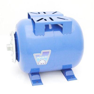 Aquario Гидроаккумулятор 24 литра горизонтальный (6224aq)