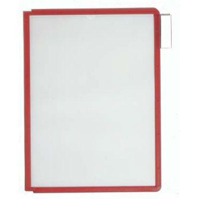 DURABLE Демонстрационная панель для демонстрационных систем Sherpa 560603 красный 827799