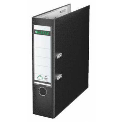 Esselte Папка-регистратор Leitz 10101295P A4 80мм Пластик черный 828359