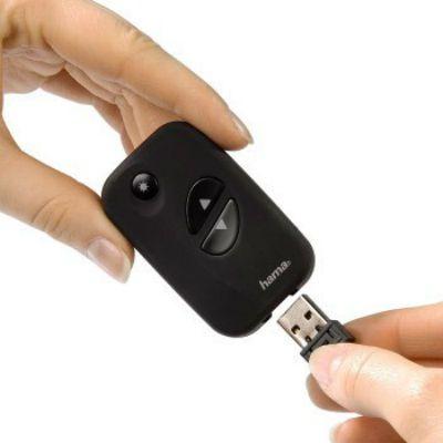 Hama Указка лазерная Piccino 00052344 пластик черный 827948