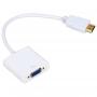 Кабель Vcom Переходник HDMI (M) -> VGA (F), (CG558)