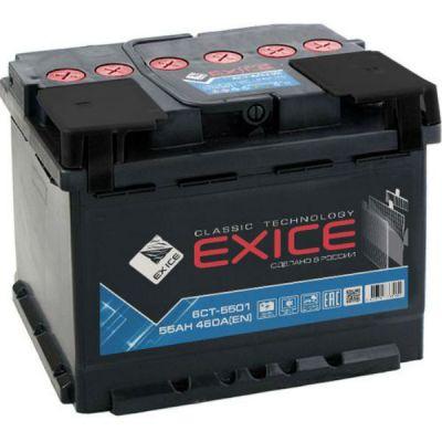 Автомобильный аккумулятор Exice Classic 60 N п.п. 9195451