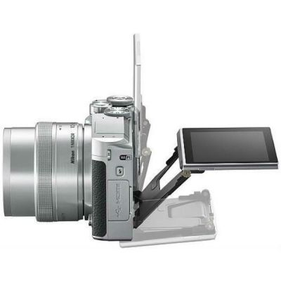 ���������� ����������� Nikon 1 J5 Silver + 10-30 PD Zoom <23Mp VVA243K001