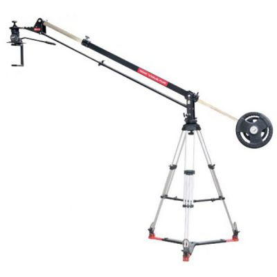 Proaim Операторский кран 12ft Wave Plus Jib Crane, 100mm Tripod Stand