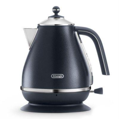 Электрический чайник Delonghi KBOE2001.BL синий 0394250