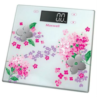 Весы напольные Maxwell MW-2665 (W) 0353735
