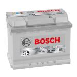 Автомобильный аккумулятор Bosch 63 о.п. (S5 005) 563 400 061 9199703