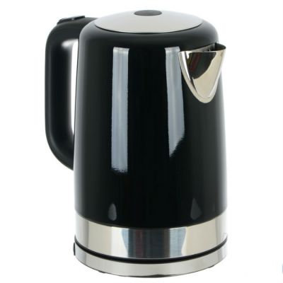 Электрический чайник Midea MK-M317C2A-BL черный 0303364