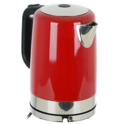 Электрический чайник Midea MK-M317C2A-RD красный 0303365