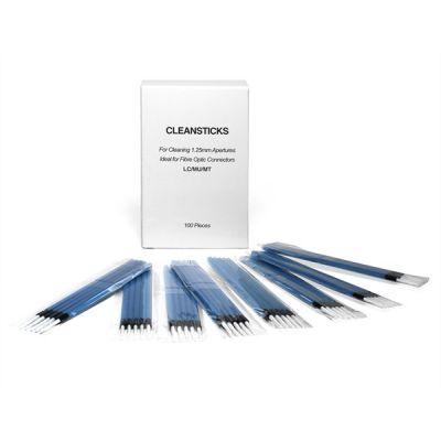 Lanmaster Чистящие палочки для оптических разъемов 1.25 мм, 100 шт. LAN-FT-CL/ST1