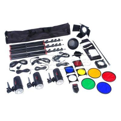 Falcon Eye Комплект осветительного оборудования SSK 2-150BJ / 1-200BJ PRO