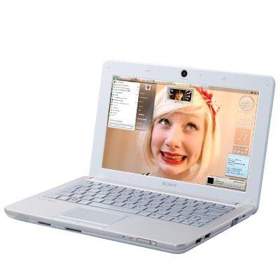 Ноутбук Sony VAIO VPC-W12S1R/W