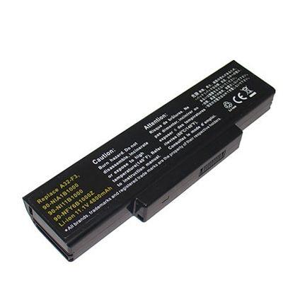Аккумулятор TopON для Asus M, F, A, Z Series D-DST120/A32-F3