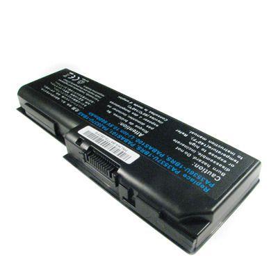 Аккумулятор TopON для Toshiba Equium P200, Satellite P200, P205, Satellite Pro P200, Satellite X20 Series 6600mAh D-DST710