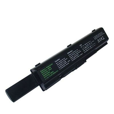 Аккумулятор TopON для Toshiba Satellite A200, A210, A300, Satellite L300 Series 9 Cell 7200mAh D-DST1208 / PA3535