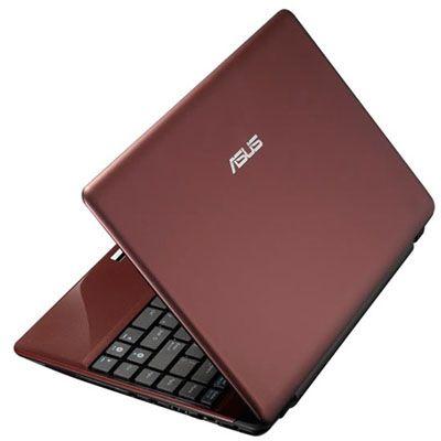 ������� ASUS EEE PC 1201N Windows 7 (Red)