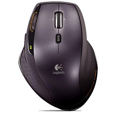 Мышь Logitech Мышь беспроводная MX1100 Cordless Laser Mouse 910-000893