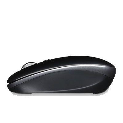 Мышь Bluetooth Logitech беспроводная M555b Cordless Laser 910-001267