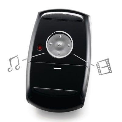 Мышь беспроводная Kensington медиа Slimblade для USB 72282EU