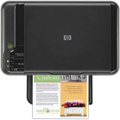 МФУ HP Deskjet F2483 CB730C