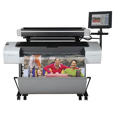 Принтер HP Designjet T1120 HD CK841A