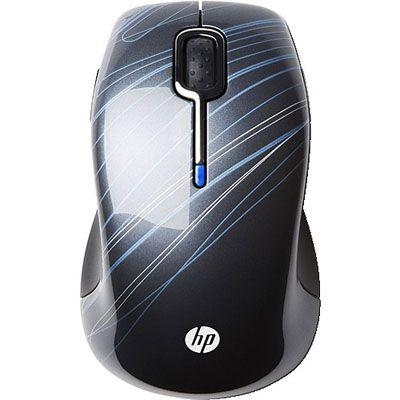 Мышь беспроводная HP Comfort Black-Grey NK529AA