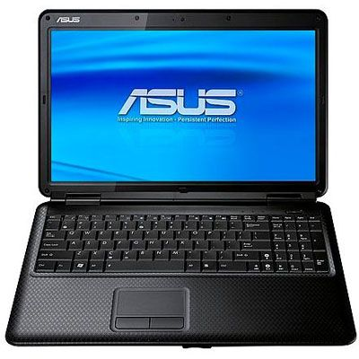Ноутбук ASUS P50IJ (K50IJ) T4300 Windows 7