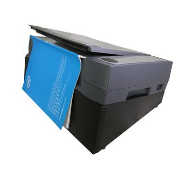 Сканер Plustek OpticBook 4600 с подставкой 0158S-TS