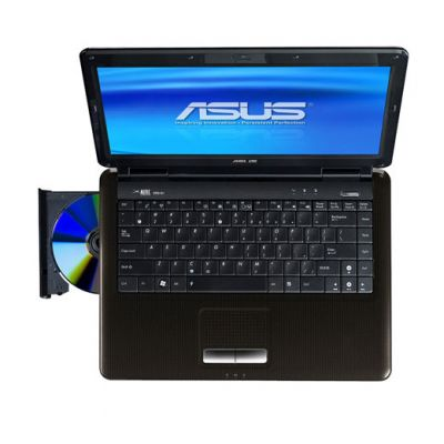 Ноутбук ASUS K40IN T4400 Windows 7