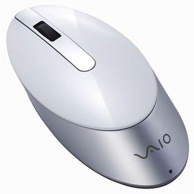 Мышь Bluetooth Sony VAIO лазерная VGP-BMS55/W