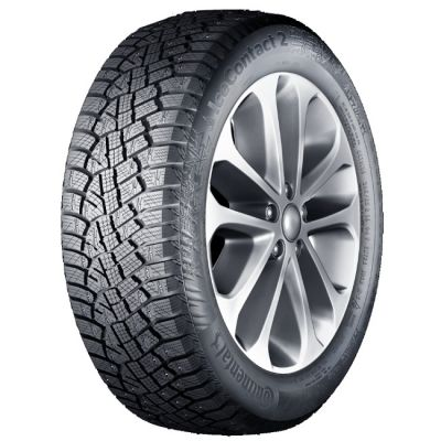 ������ ���� Continental IceContact 2 215/45 R18 93T XL 347023