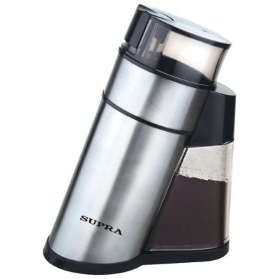 Кофемолка Supra CGS-532 серебристый