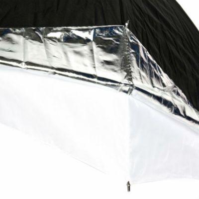 Lumifor Зонт комбинированный, на просвет и отражение LUML-84 ULTRA, 84см