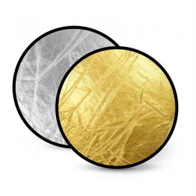 FST Отражатель RD-021GS 80 золото/серебро