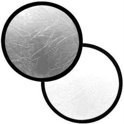 Отражатель FST белый/серебро RD-021WS 80